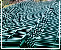 Welded Wire Fence Panels - Tatall Welded Wire Mesh Products Factory